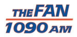 The Fan 1090 logo