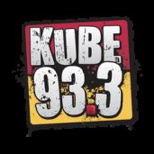 KUBE 93.3 Logo
