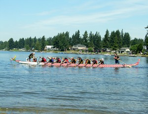 Dragonboat Races